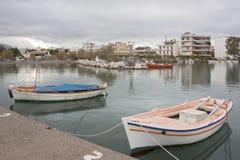 Itea-Ufergegend Lizenzfreie Stockfotografie