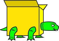 Item de movimiento lento ilustración del vector