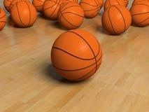 Item del baloncesto stock de ilustración