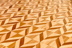 Item floor parquet Royalty Free Stock Image