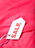 Item on sale Stock Images