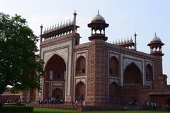 Itemad-ud-Daula mausoleum Royaltyfria Bilder