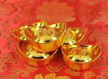 Items chinos de la decoración del Año Nuevo Fotografía de archivo