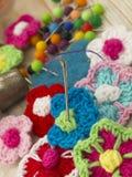 Items de Sewings Foto de archivo libre de regalías
