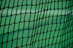 Items del campo de tenis net Imagen de archivo libre de regalías