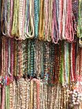 Items at a market in Beijing. China royalty free stock photo