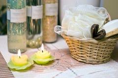 items spa Στοκ Φωτογραφίες