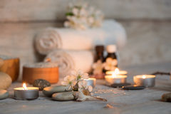 Items for spa Stock Photography