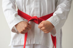 ITF Taekwon-do Royalty Free Stock Photography