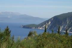 ithaca Греции Стоковое фото RF