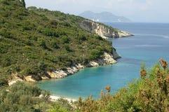 ithaca Греции Стоковое Фото