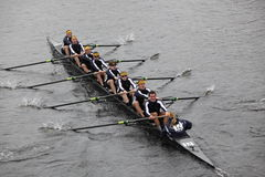 Ithaca College men's Crew Stock Images