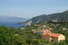 Ithaca - Grecia fotos de archivo libres de regalías