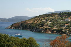 Ithaca - Greece Stock Images