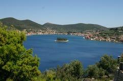 Ithaca - Greece imagens de stock