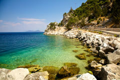 Ithaca island, Greece Royalty Free Stock Photo