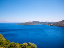 Ithaca island in Greece Stock Images