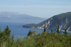 Ithaca - la Grèce photo libre de droits