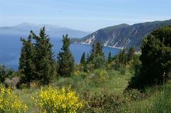 Ithaca - la Grèce image stock