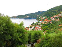Ithica island Stock Photography
