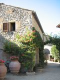 A Itilian home