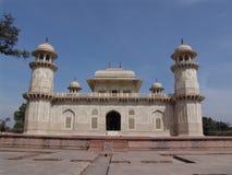 Itimad Daulah, Agra, Indien Stockbilder