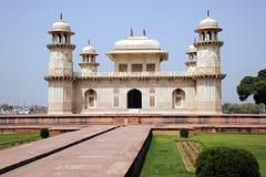 Itimad-ud-Daulah婴孩Taj,印度。 免版税库存图片