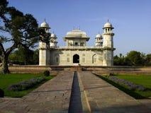Itimad Ud Daulah - Agra - Indien. Stockfoto