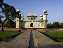 Itimad Ud Daulah - Agra - l'Inde. Photo stock