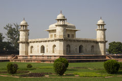 Itimad-ud-Daulah of Baby Taj in Agra, India Stock Afbeeldingen