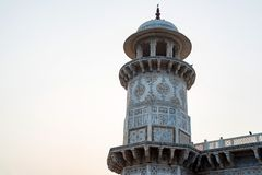 Itimad-ud-Daulah or Baby Taj in Agra, India Stock Photos