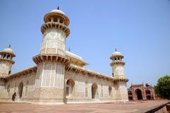 Itimad-ud-Daulah le bébé Taj, Inde. Photos stock