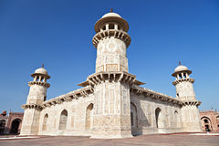 Itimad ud daulah palace Royalty Free Stock Photos