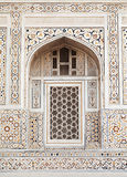 Itimad ud daulah palace Stock Image