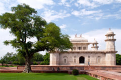 Itimad ud Daulah tomb in Agra Royalty Free Stock Photo