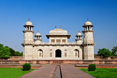 Itimad-ud-daulah, Tomb of Mizra Ghiyas Stock Images