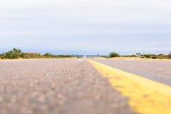 Itinéraire 3 de vue Image stock