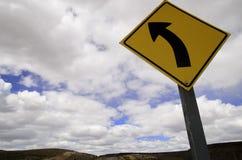 Itinerari di Patagonia, Argentina immagine stock libera da diritti