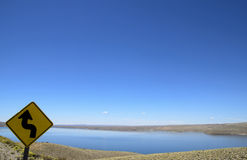 Itinerari nordici di Patagonia, Argentina immagine stock libera da diritti
