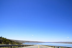 Itinerari nordici di Patagonia, Argentina immagini stock