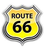 Itinerario 66 Fotografia Stock Libera da Diritti