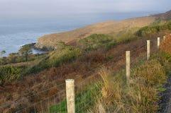 Itinerario costiero di modo atlantico selvaggio, Irlanda Fotografia Stock
