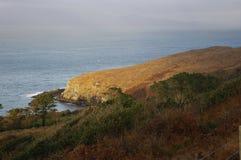 Itinerario costiero di modo atlantico selvaggio, Irlanda Fotografia Stock Libera da Diritti