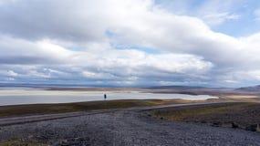 Itinerario dell'altopiano di Kjölur Immagine Stock Libera da Diritti