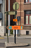 Itinerario di diversione Fotografia Stock Libera da Diritti
