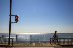 Itinerario 134 a Kamakura, Giappone Fotografia Stock Libera da Diritti