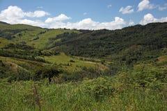 Itinerario panoramico in Sudafrica Fotografie Stock