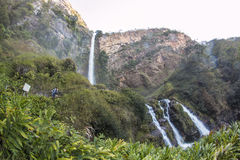 Itiquira Falls - Formosa/GO Royalty Free Stock Photos