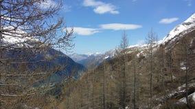 Itlain Alps Zdjęcia Stock