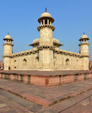 Itmad Ud Daula, Agra. Itmad-ud-Daula's Tomb is a Mughal mausoleum in the city of Agra in the Indian state of Uttar Pradesh Stock Photography